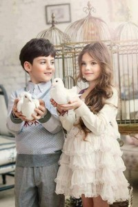 здесь наши голуби